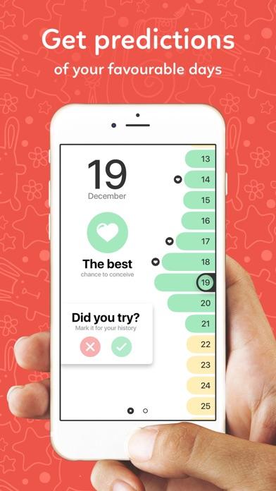 Ferdy - Ovulation Calculator & Fertility Tracker 앱스토어 스크린샷