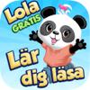 Lär dig läsa med Lola GRATIS