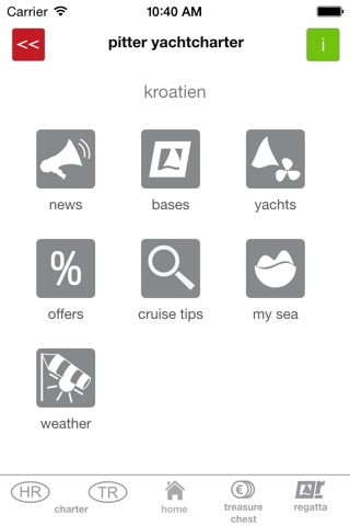 pitter yachtcharter screenshot 3