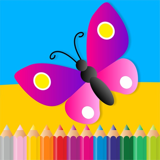 coloring book for kids: game for boys & girls App Ranking & Review