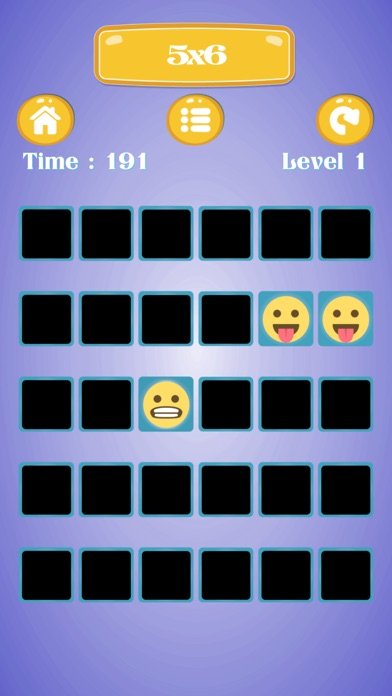 Brain Training with Emoji screenshot