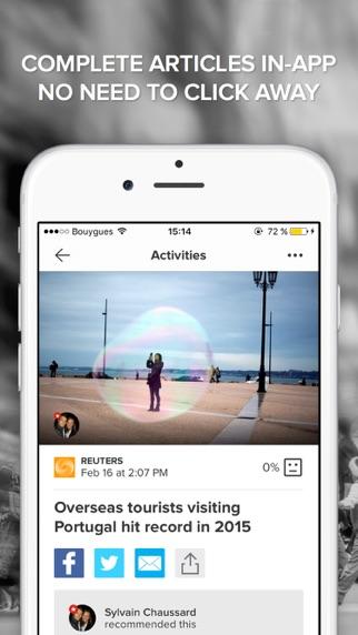 ภาพหน้าจอของ iPhone 2