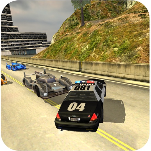 Police Car Chase:Off Road Hill Racing App Ranking & Review