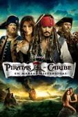 Rob Marshall - Piratas Del Caribe: En Mareas Misteriosas portada