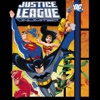 The Once and Future Thing, Pt. 2 - Justice League Unlimited Cover Art