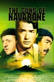 J. Lee Thompson - The Guns of Navarone  artwork