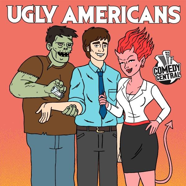 Ugly American Serien Stream