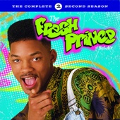 The Fresh Prince of Bel-Air, Season 2 - The Fresh Prince of Bel-Air Cover Art