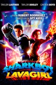 Robert Rodriguez - The Adventures of Sharkboy and Lavagirl  artwork