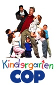 Ivan Reitman - Kindergarten Cop  artwork