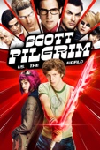 Edgar Wright - Scott Pilgrim vs. The World  artwork