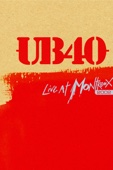 UB40 - UB40: Live At Montreux Jazz Festival - 2002  artwork