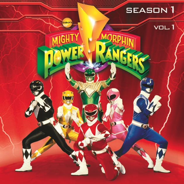 how to watch mighty morphin power rangers