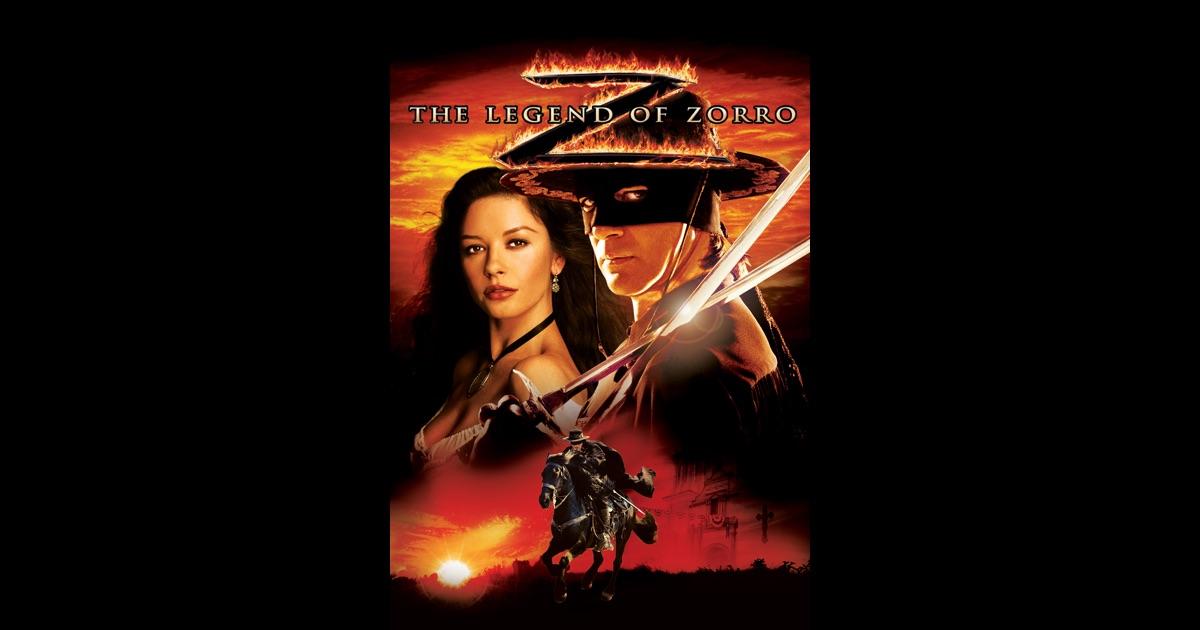 The Legend Of Zorro On Itunes