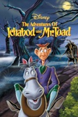 Jack Kinney, Clyde Geronimi & James Algar - The Adventures of Ichabod and Mr. Toad  artwork