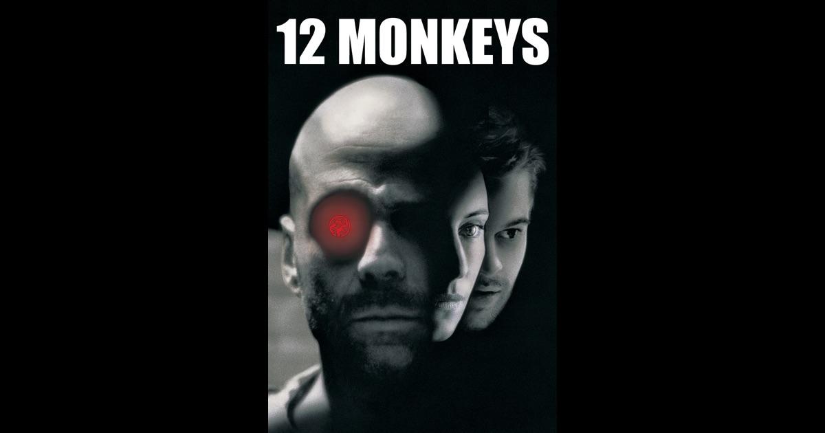 12 monkeys on itunes