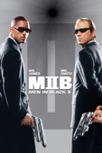 Barry Sonnenfeld - Men In Black II  artwork