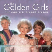 The Golden Girls, Season 2 - The Golden Girls Cover Art