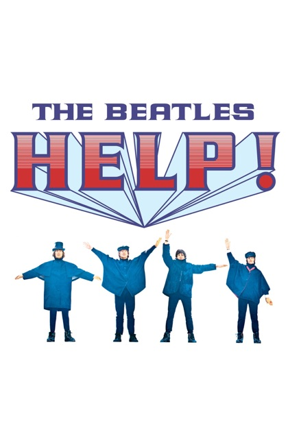 Image result for Beatles Help