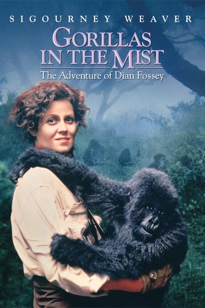 gorillas in the mist by dian