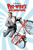 Tim Burton - Pee-Wee's Big Adventure  artwork