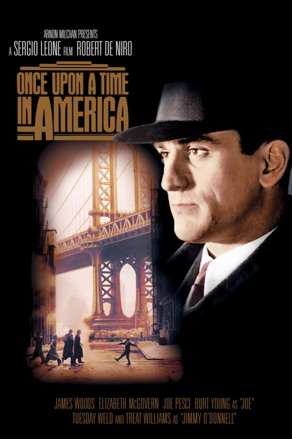 an analysis of the movie once upon a time in america directed sergio leone Once upon a time in america review: a fistful of misogyny sergio leone's 1984 gangster epic is once upon a time in america director: sergio movie quiz.