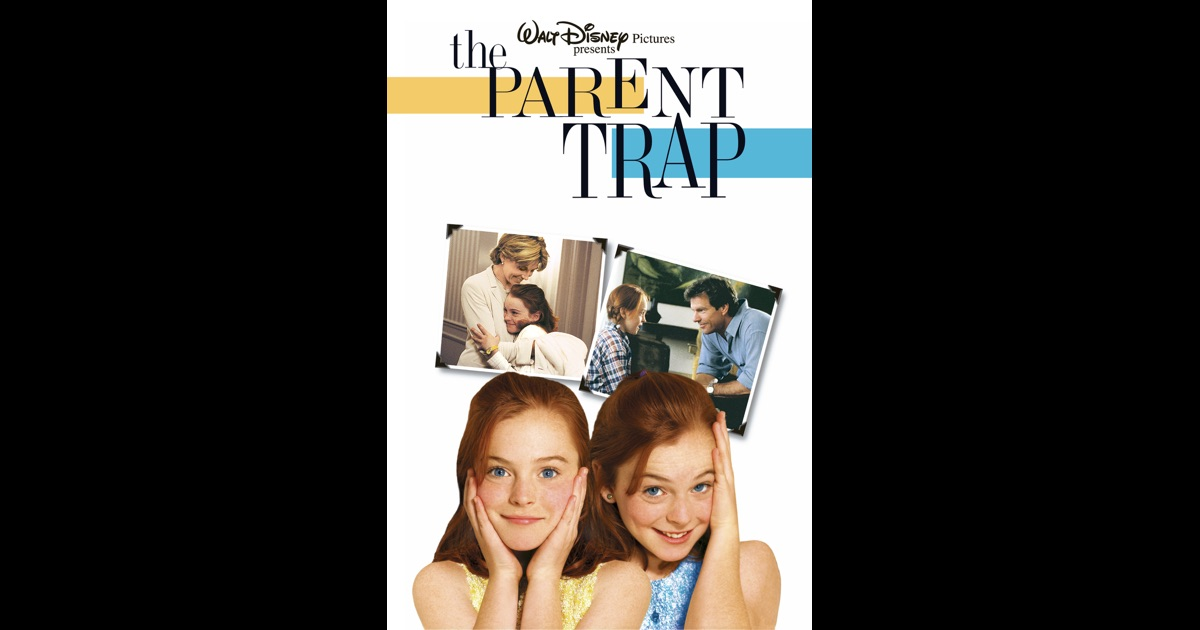 The parent trap 1998 movie