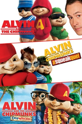 alvin and the chipmunks triple pack itunes alvin and the