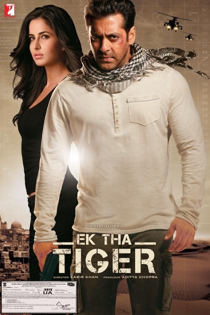 Ek Tha Tiger - Hindi Movies