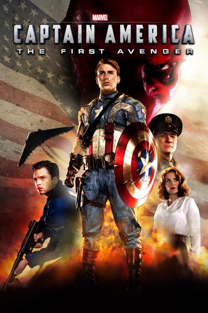 what is the captain america movie about
