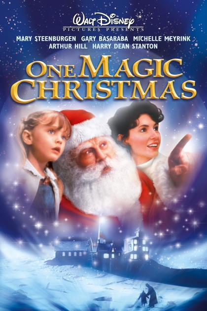 One Magic Christmas on iTunes