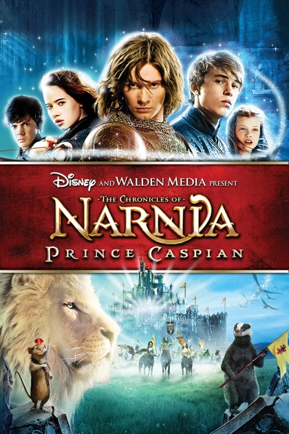 the chronicles of narnia prince caspian on itunes