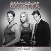 Battlestar Galactica - BSG: The Complete Series, Vol. 2  artwork