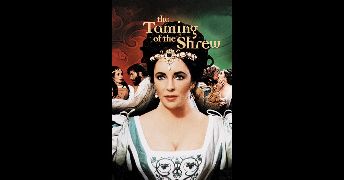 the taming of the shrew a This zesty version of william shakespeare's classic comedy, set in padua, italy in the late 1500s, concerns the shy bianca and the mean-spirited katarina though bianca is being courted by a number of young men, her father announces that she may not marry until katarina is wed.