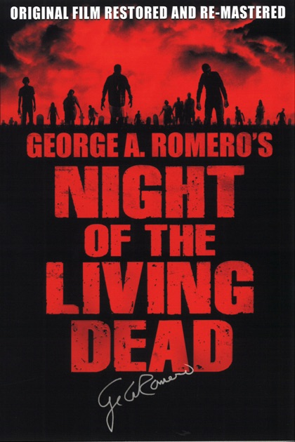 Image result for movie night of the living dead