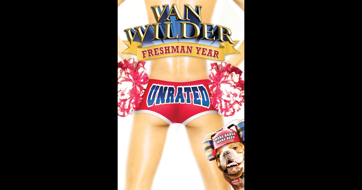 Van wilder freshman year unrated scenes