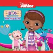 Doc McStuffins, Vol. 10 - Doc McStuffins Cover Art