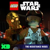 LEGO Star Wars: The Resistance Rises - LEGO Star Wars: The Resistance Rises Cover Art