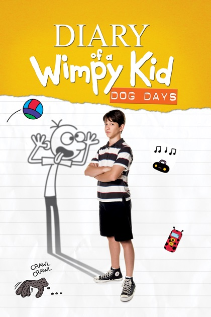 Movies Diary Of A Wimpy Kid Dog Days