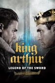King Arthur: Legend of the Sword - Guy Ritchie Cover Art