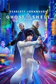 Ghost in the Shell - Rupert Sanders Cover Art