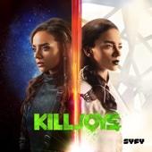 Killjoys, Season 3 - Killjoys Cover Art