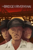David Lean - The Bridge On the River Kwai  artwork