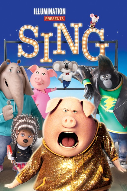 Image result for sing uk dvd release date