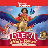 Elena and the Secret of Avalor - Elena of Avalor Cover Art