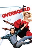 Garry Marshall - Overboard (1987)  artwork