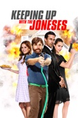 Greg Mottola - Keeping Up With the Joneses  artwork