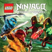 LEGO Ninjago: Masters of Spinjitzu, Season 7 - LEGO Ninjago: Masters of Spinjitzu Cover Art