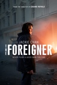 Martin Campbell - The Foreigner (2017)  artwork