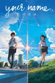 Makoto Shinkai - Your Name. (Dubbed)  artwork